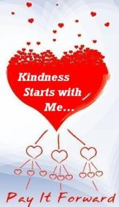 kindness starts with me