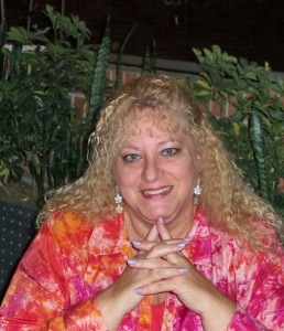 My sister Cheryll